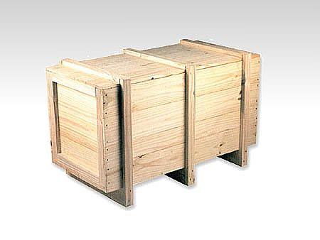0c87d127f82 Caixa paletizada confeccionada totalmente em madeira.